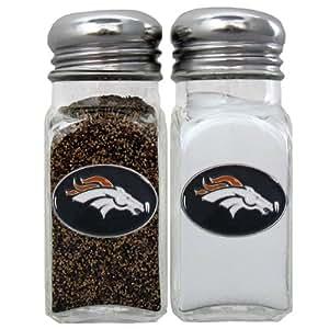 Nfl Denver Broncos Salt Pepper Shakers