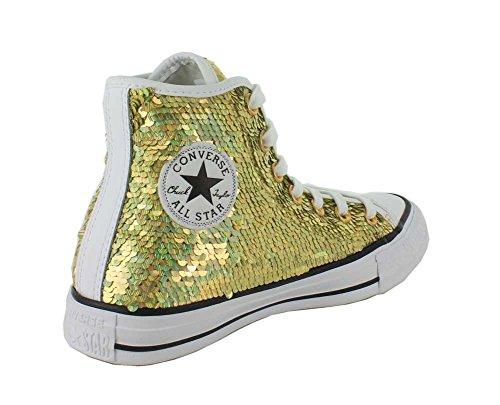 5 Party Textile EU 36 Gold All Chuck Star Taylor Converse Holiday zPCqx