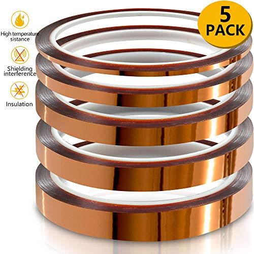 High Temperature Kapton Tape, Professional for Protecting CPU, PCB Circuit Board