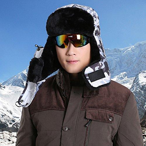 Bonnet Sombrero invierno Hombre Gorros Cach Aisi Mujer de tpWwqOOd