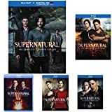 Supernatural: Seasons 1-9 Collection [Blu-ray]