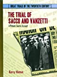 The Trial of Sacco and Vanzetti, Kerry Hinton, 0823939731
