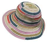 Ilishop Girls Spring Muticolor Summer Sun Hats Cap Pink Free