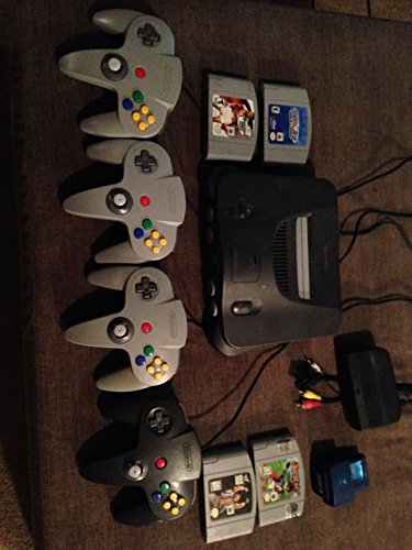 Nintendo N64 Console W/ One Controller