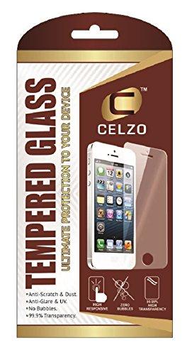 CELZO Tempered Glass Screenguard for Lenovo P2 Mobile Accessories