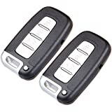 SCITOO 2X New Replcement Keyless Intelligent Key Fob fit SY5HMFNA04 Kia 2011 2012 2013