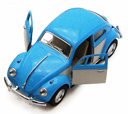 Vw Beetle Toy Car - 2