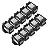 Sophia Global Remanufactured Ink Cartridge Replacement for HP 61XL with Ink Level Display (10 Black)