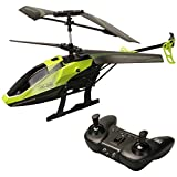 RC Helicopter - ATTOP YD-218 3 Channel Infrared Remote Control Helicopter with Built-in Gyro Mini RC Heli with Smoothly Hovering Performance (Green)