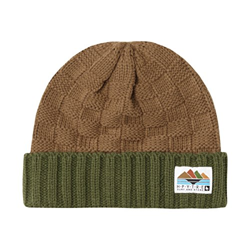 HippyTree Capitola Beanie, Brown, One - Stores Capitola