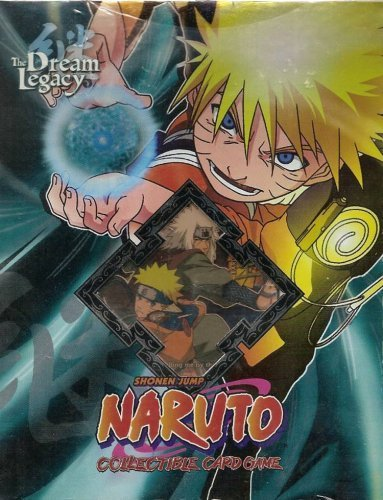 (Naruto Collectible Trading Card Game The Dream Legacy Theme Deck Starter - Naruto (Set A-1))