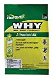 RESCUE - WHY Wasp, Hornet, Yellow Jacket Attractant Refill (3 Pack): more info