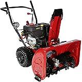 """Amico Power 30"""" 302 cc Gas Snow Blower/ Gear Transmission System"""