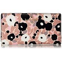 Kate Spade Women's Cedar Street Floral Stacy Leather Wallet