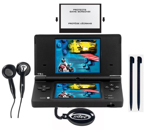 DSi Starter Kit 5 pack- Black Intec Dsi Starter Kit