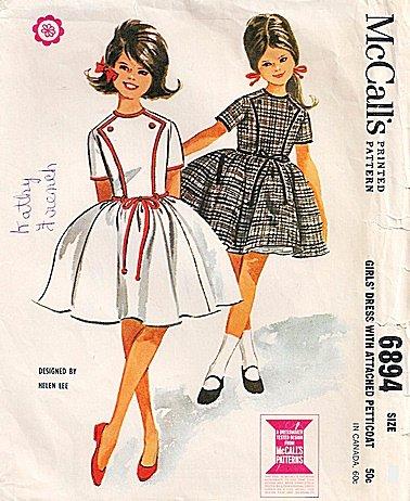 8 gore dress - 4