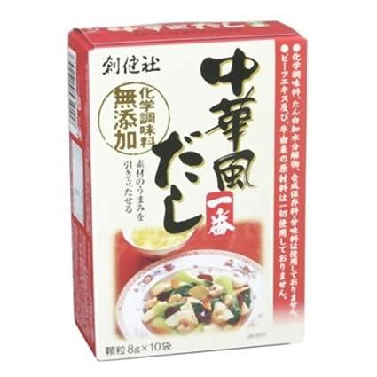 Es el estilo chino de Sokensha más (sin aditivos de ...