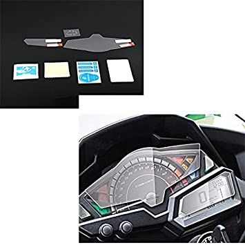 Amazon.com: Motorcycle Cluster Scratch Protection Film ...