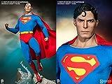 Sideshow Superman Christopher Reeve Version Premium Format Figure Statue