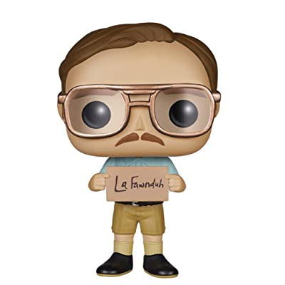 Funko POP Movies: Napoleon Dynamite - Kip Action Figure: Funko Pop! Movies:: Toys & Games