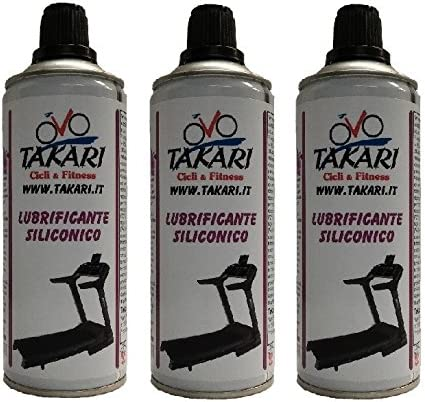 TAKARI 3 Lubricante Spray Cinta de Correr 400 ml: Amazon.es ...