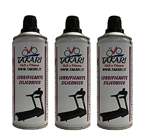 TAKARI 3 Lubricante Spray Cinta de Correr 400 ml: Amazon.es ...