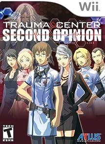 Amazon.com: Trauma Center: Second Opinion - Nintendo Wii: Artist ...