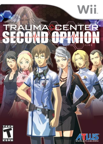 (Trauma Center: Second Opinion - Nintendo Wii)