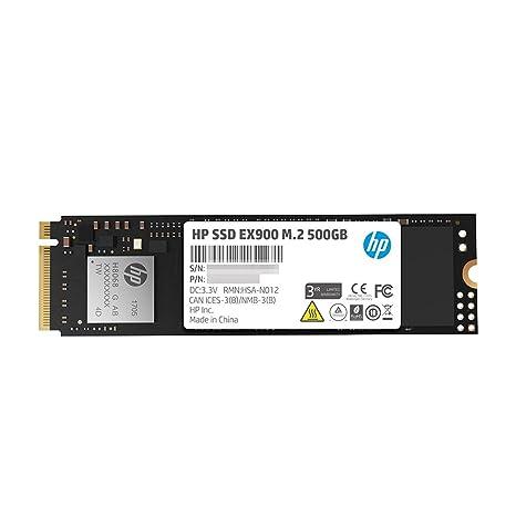 HP SSD EX900 M.2 PCIe 3.0 x4 NVMe 3D TLC NAND Unidad de Estado ...