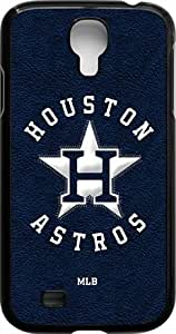 Onelee?? - MLB Team Logo, Houston Astros Logo Samsung GALAXY S4 Cases (Black) - Houston Astros 1