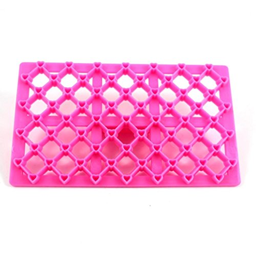 Fondant Cake Sugarcraft Equipment Tool Embosser Printing Mold Candy Decoration Heart (Equipment For Cake)
