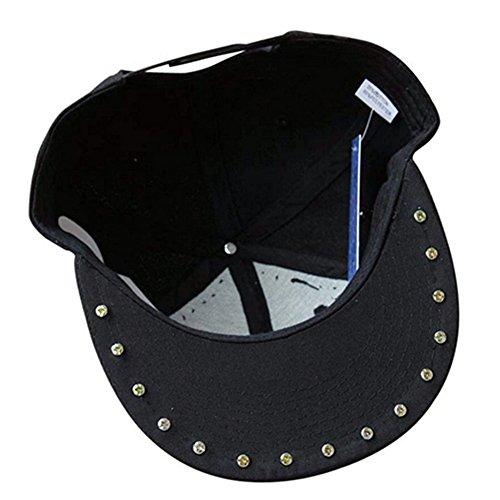 de de erizo de LOCOMO béisbol de Gorra de ojales limpiador negro con tacos de color FFH251 Pentagon fxpXvq4w