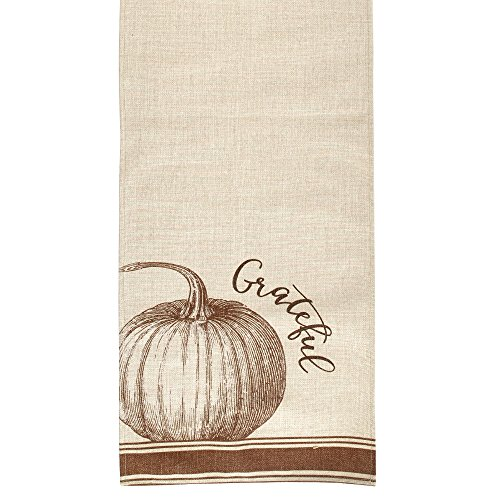 Bountiful Blessings by Precious Moments 171554 Grateful Harvest Polyester Table Runner, 72-inches by 13.75-inches -