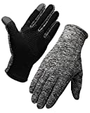 Letlar Running Gloves, Lightweight Gloves with Touchscreen...