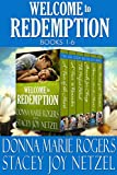 Front cover for the book Welcome To Redemption by Donna Marie Rogers