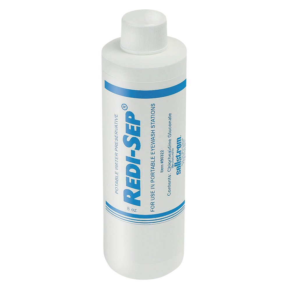 Sellstrom S90322 Eyewash Bacteriostatic Additive, 8 oz 2053