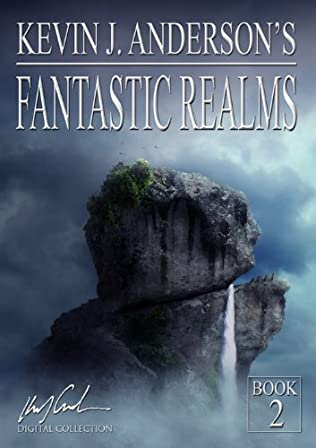 book cover of Fantastic Realms 2