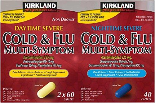 Kirkland Signature Serve Cold & Flu Multi-Symptom