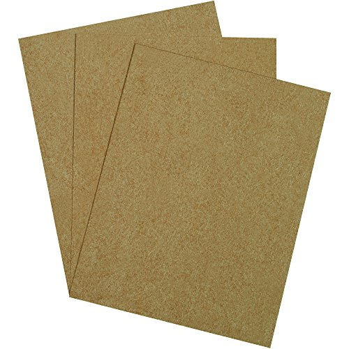Big Chipboard - BOX USA BCP8511 Chipboard Pads, 8 1/2