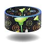 MightySkins Skin For Amazon Echo Dot – Marg Party Protective, Durable, and Unique Vinyl Decal wrap cover | Easy To Apply, Remove, and Change Styles | Made in the USA