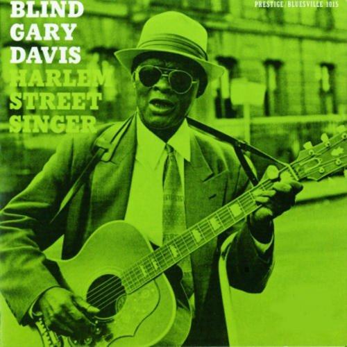 Vinilo : Gary Davis - Harlem Street Singer (LP Vinyl)