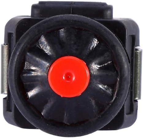 Cyclist Store Universal 7 8 Kill Switch Hupenknopf Stop 22mm Lenker Compatible For Motorrad Motorrad Motorrad Stop Horn Schalter Farbe Rot Auto