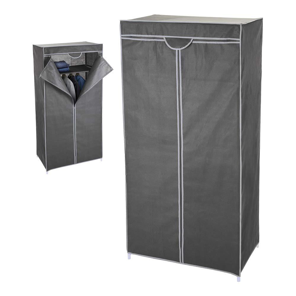 Armoire de rangement pliable Porte-Vêtements 70x46x150 cm Ultra clean 8719202096255