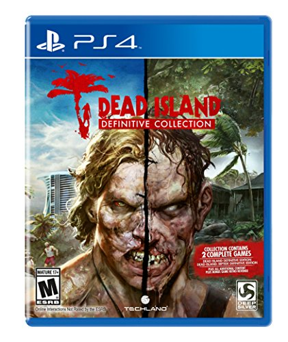 Dead Island Definitive Collection - PlayStation 4 (The Best Zombie Games For Ps3)