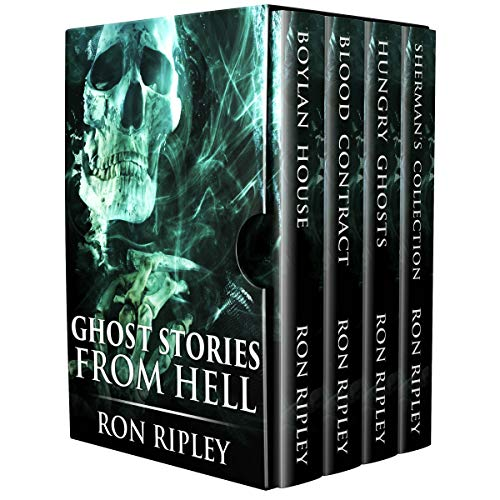 Ghost Stories from Hell: Supernatural Horror with Scary Ghosts & Haunted Houses -