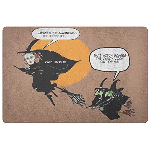 Personalized Doormat Halloween Meme Doormats - Front Doormat - Door Mat Coir Doormat - Porch Decor - Wedding Gift - Housewarming Gift Rug -