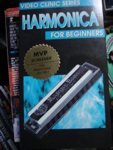 Video Clinic Series: Harmonica [VHS]