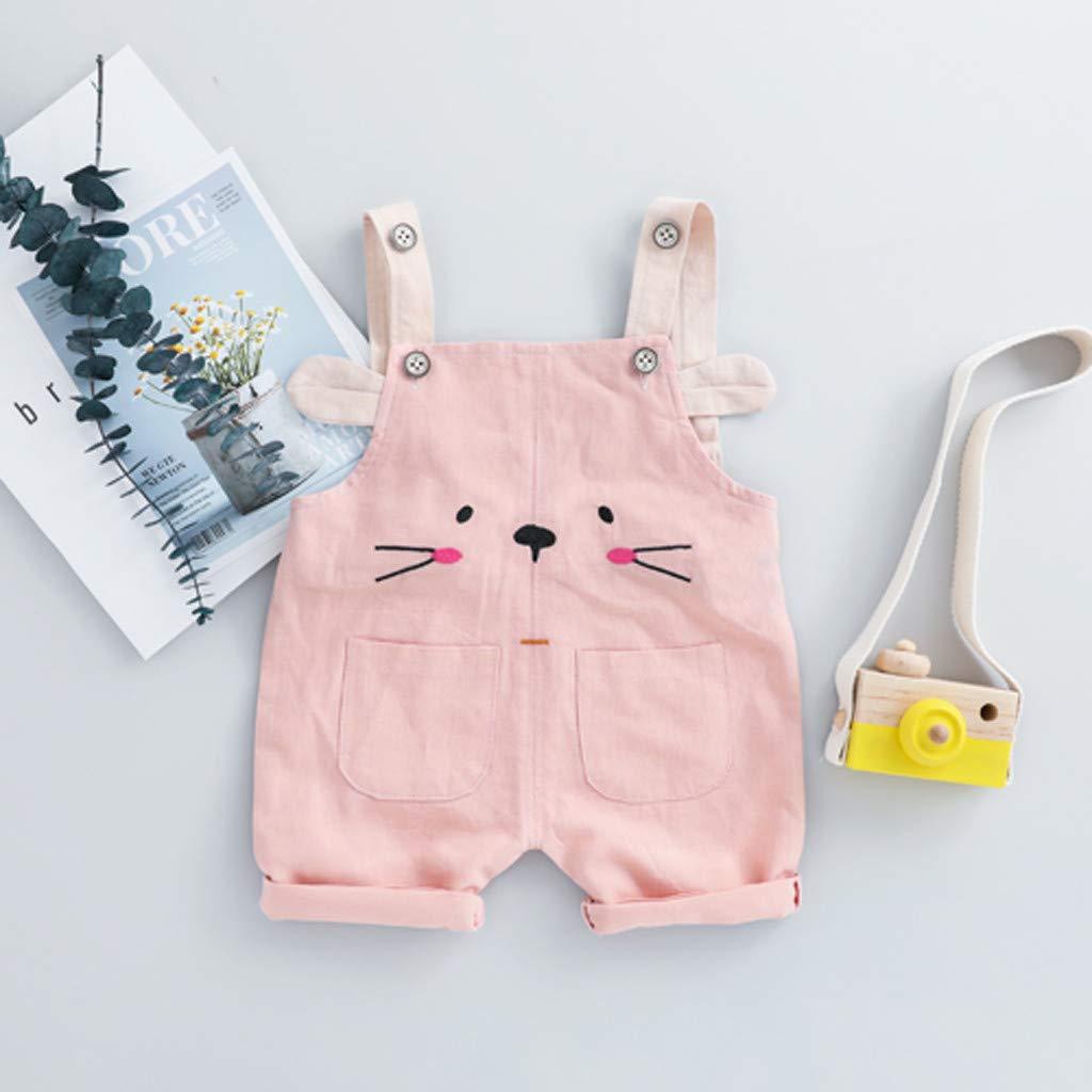 Amazon.com: Iuhan - Juego de ropa para bebés y niñas (2 ...