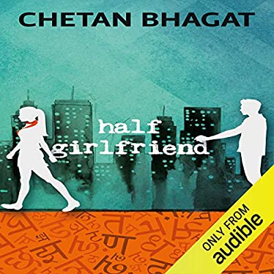 Half Girlfriend Book In English