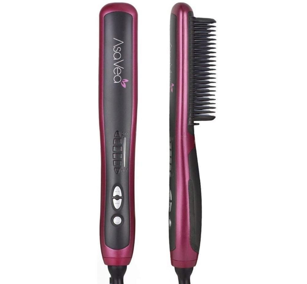 Top 10 Best Hair Straightener Brush – Hair Straightening Reviews in 2020 3